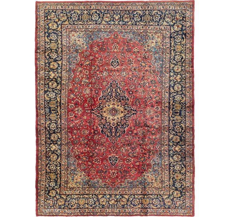 9' 10 x 13' 9 Isfahan Persian Rug