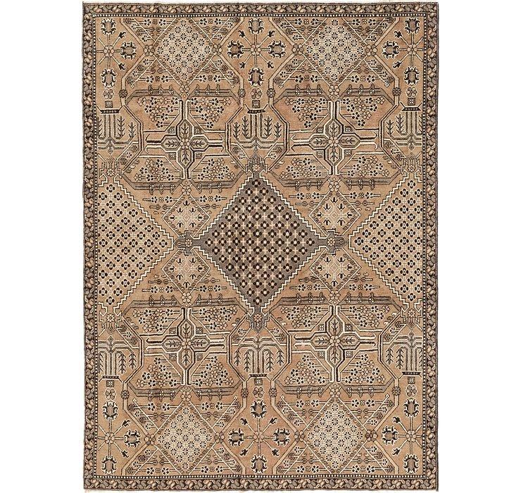 7' 9 x 10' 5 Ferdos Persian Rug