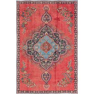 Link to 213cm x 328cm Tabriz Persian Rug item page