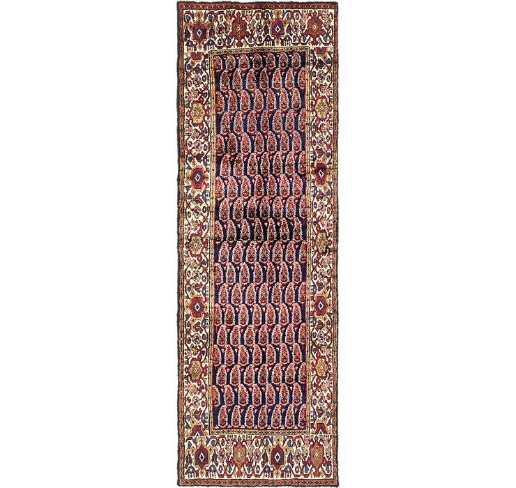3' 3 x 10' 3 Malayer Persian Runner ...