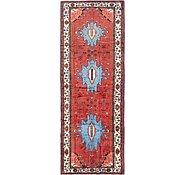 Link to 152cm x 405cm Khamseh Persian Runner Rug