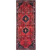 Link to 157cm x 410cm Hamedan Persian Runner Rug