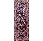 Link to 115cm x 315cm Farahan Persian Runner Rug