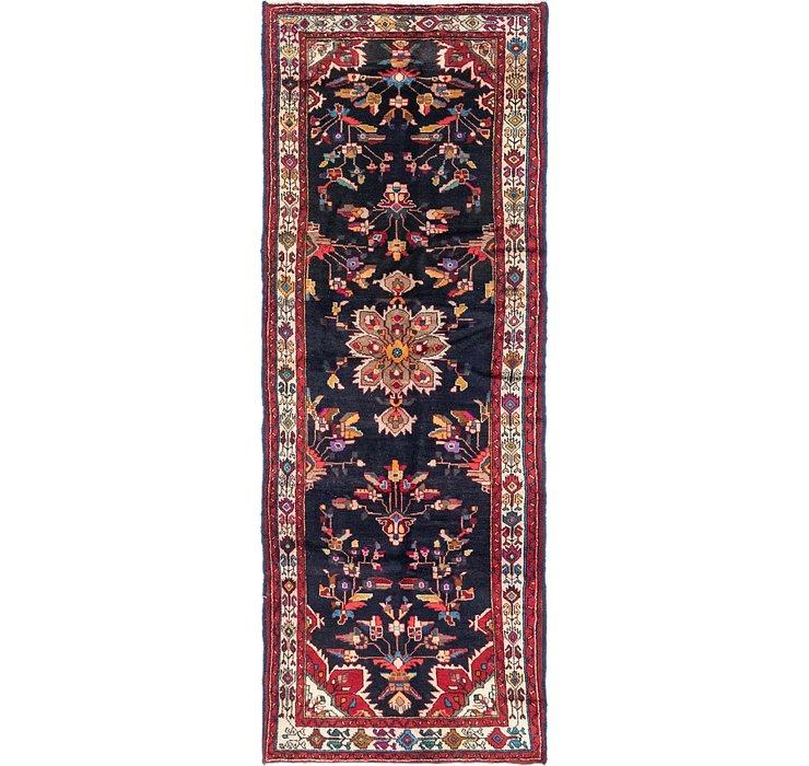 3' 8 x 10' Hamedan Persian Runner ...