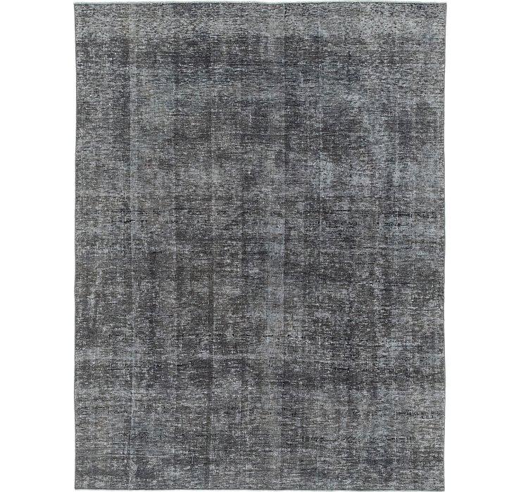 183cm x 245cm Ultra Vintage Persian Rug