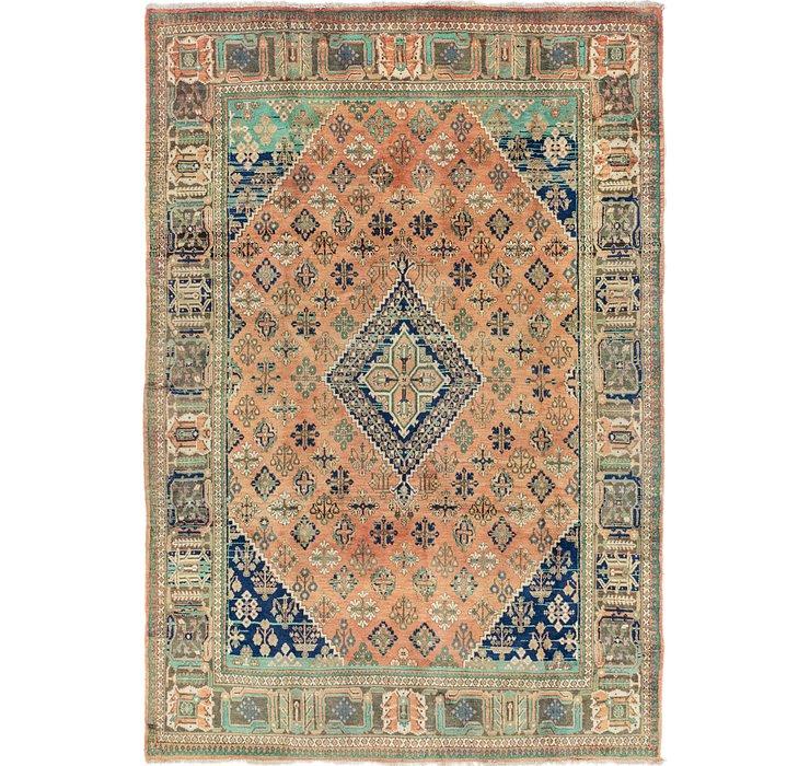 213cm x 318cm Maymeh Persian Rug