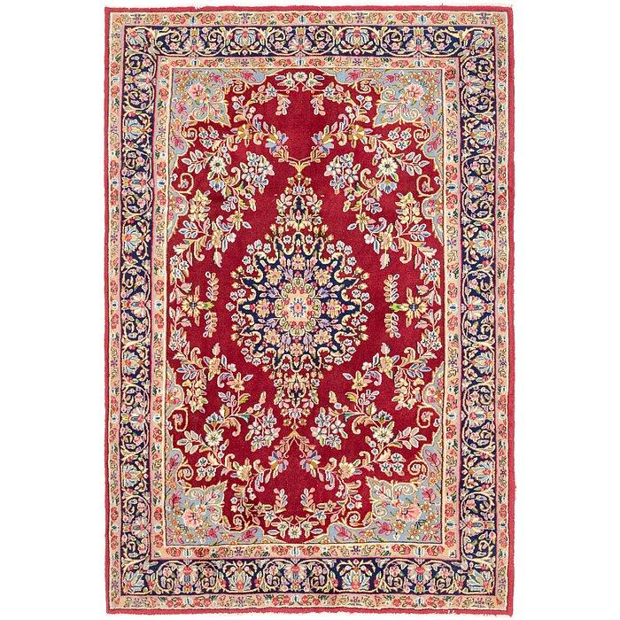 6' 8 x 10' 3 Kerman Persian Rug