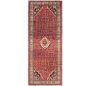 Link to 132cm x 340cm Hossainabad Persian Runner Rug