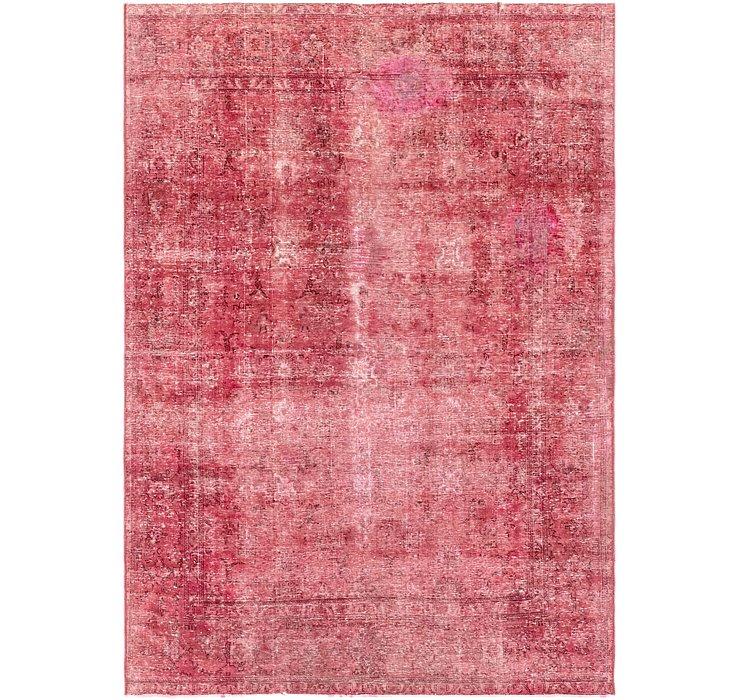 7' 9 x 11' Ultra Vintage Persian Rug