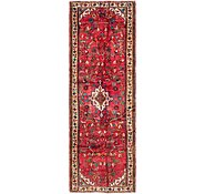Link to 105cm x 310cm Hossainabad Persian Runner Rug