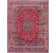 Link to 9' 8 x 12' 6 Mashad Persian Rug
