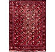 Link to 7' x 9' 10 Torkaman Persian Rug