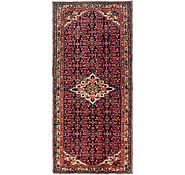 Link to 147cm x 328cm Hossainabad Persian Runner Rug