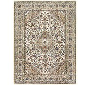 Link to 8' x 10' 8 Kashan Persian Rug
