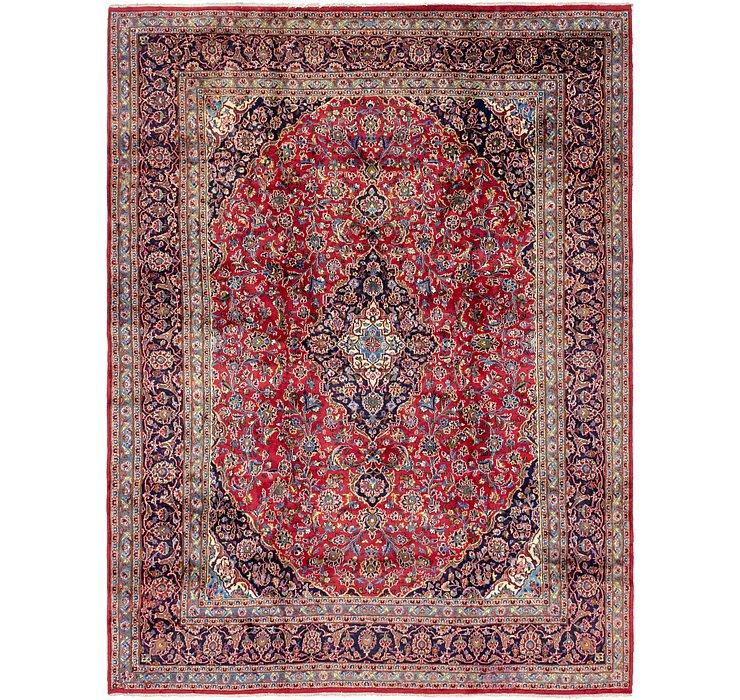 9' 7 x 12' 9 Mashad Persian Rug