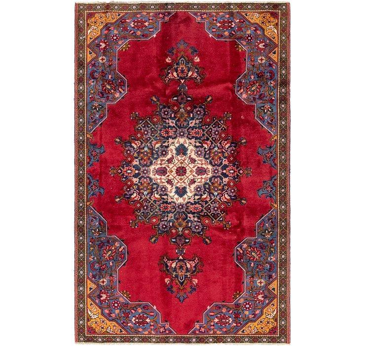 5' 4 x 8' 6 Tabriz Persian Rug