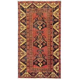 Link to 115cm x 208cm Ferdos Persian Rug item page
