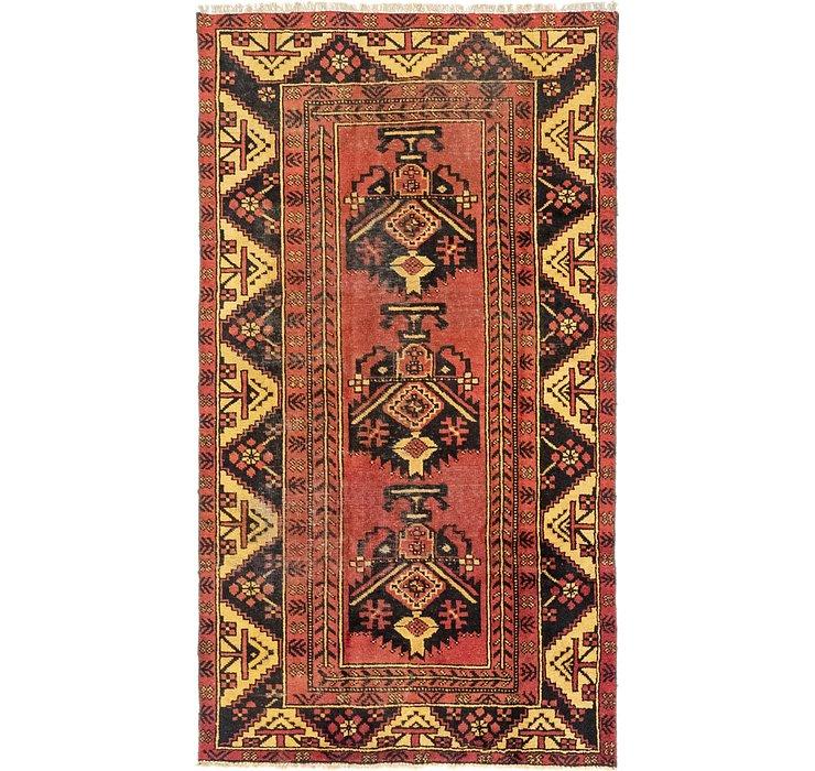 115cm x 208cm Ferdos Persian Rug