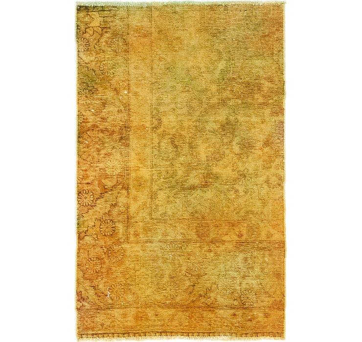 2' 10 x 4' 6 Ultra Vintage Persian Rug