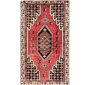 Link to 117cm x 200cm Mazlaghan Persian Rug