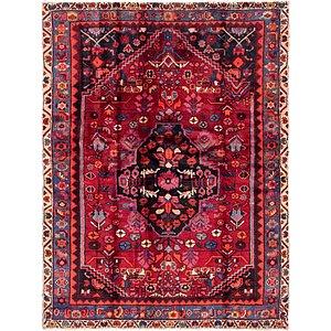 4' 7 x 6' Hamedan Persian Rug