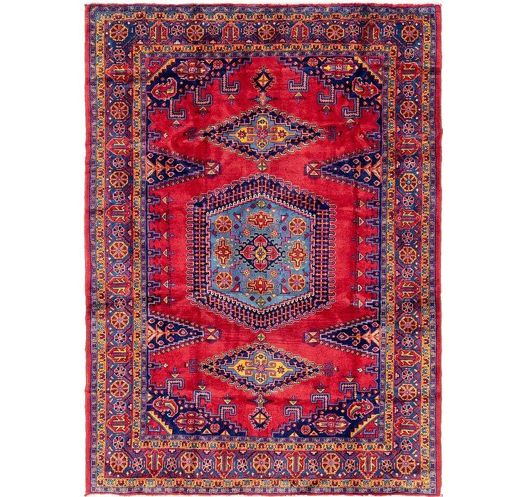 7' 10 x 10' 8 Viss Persian Rug