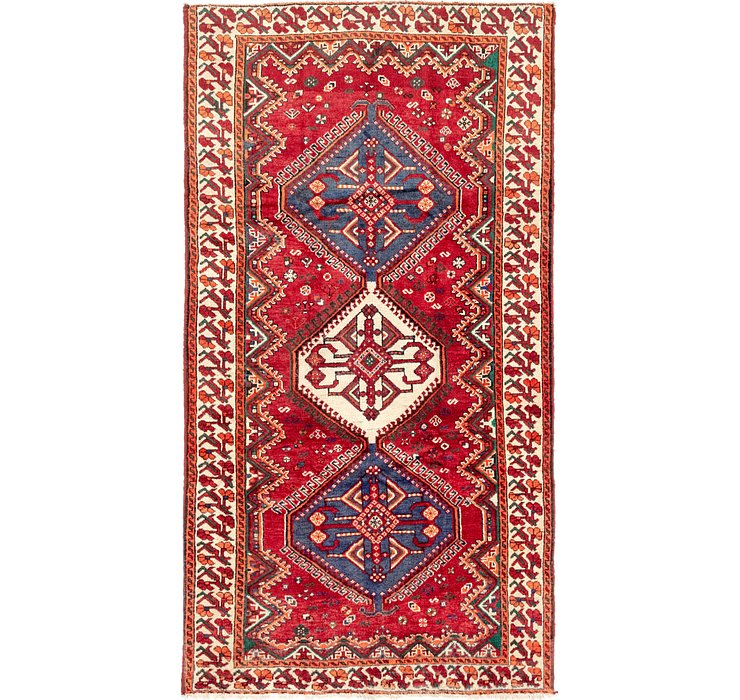 5' 3 x 10' Bakhtiar Persian Runner...
