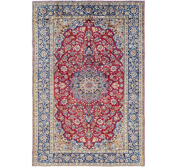 7' 8 x 11' 7 Isfahan Persian Rug