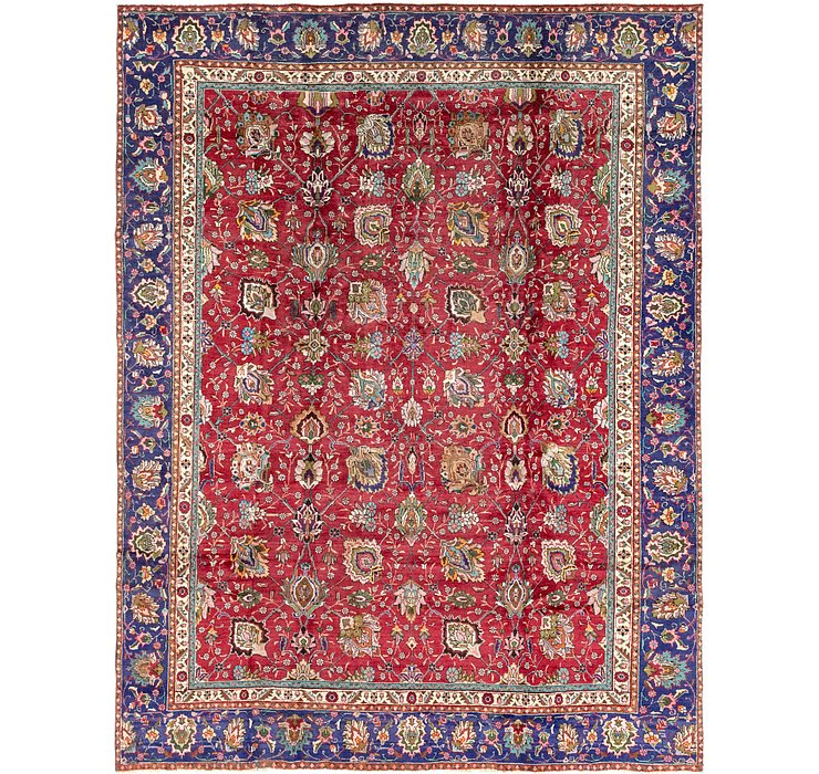 300cm x 365cm Tabriz Persian Rug