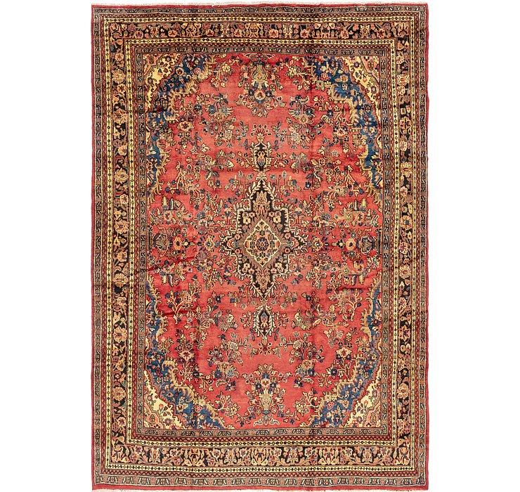 9' 9 x 13' 9 Shahrbaft Persian Rug