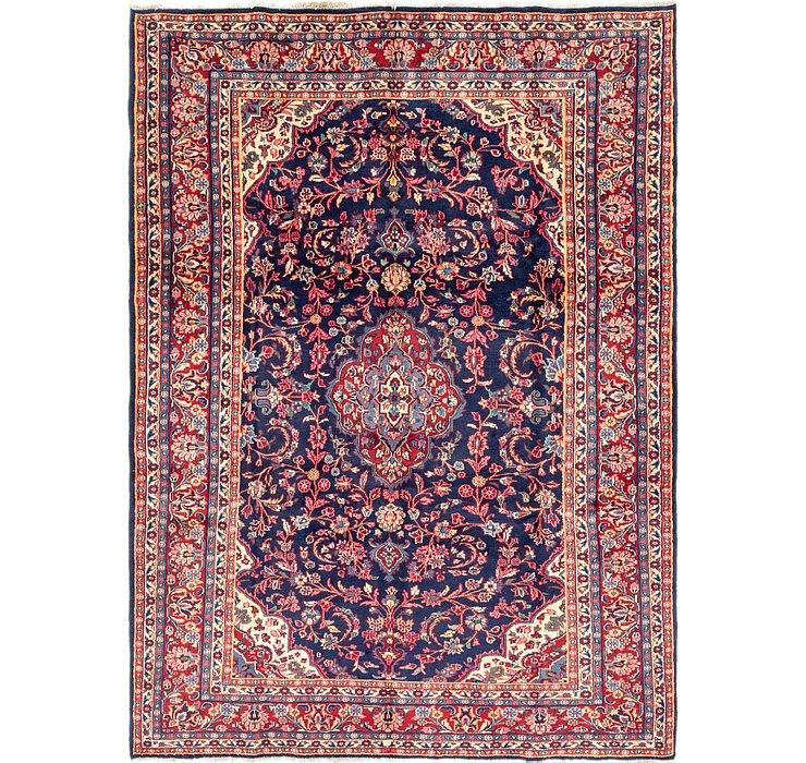 7' x 9' 8 Shahrbaft Persian Rug
