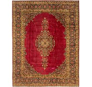 Link to 9' x 11' 7 Kashan Persian Rug