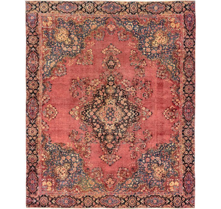 10' x 12' 2 Birjand Persian Rug