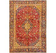 Link to 6' 4 x 8' 7 Kashan Persian Rug