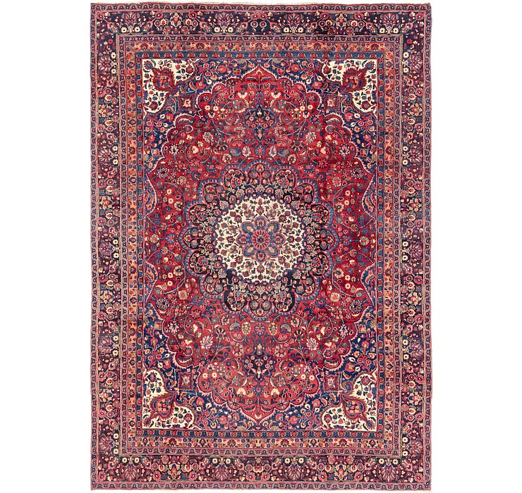 7' 9 x 11' Birjand Persian Rug