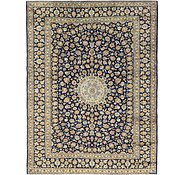 Link to 318cm x 410cm Kashan Persian Rug