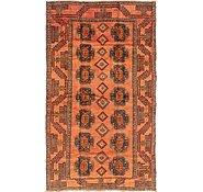 Link to 5' 2 x 9' Shiraz-Lori Persian Rug