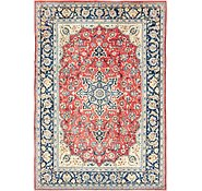 Link to 265cm x 380cm Isfahan Persian Rug