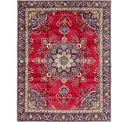 Link to 282cm x 373cm Tabriz Persian Rug