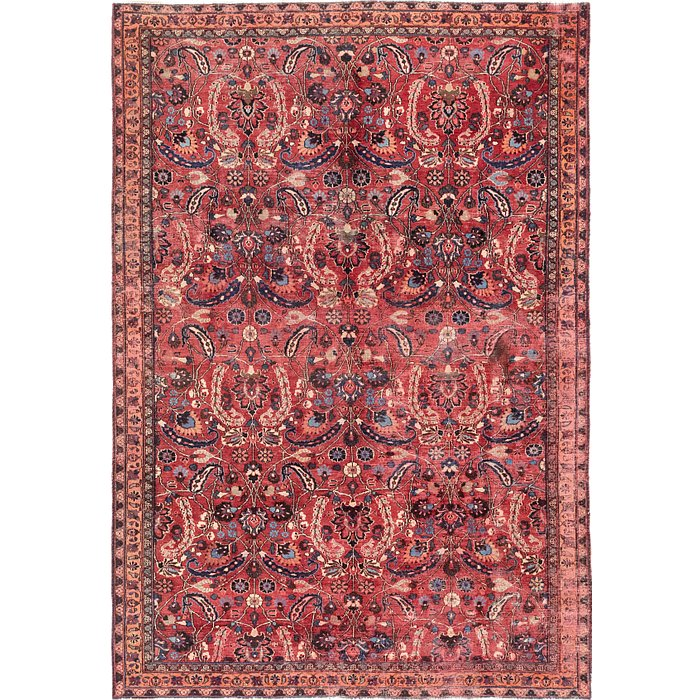 8' 10 x 10' Birjand Persian Rug