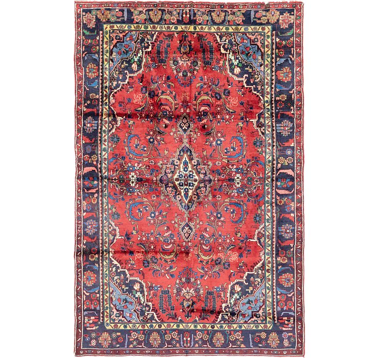 6' 4 x 9' 10 Liliyan Persian Rug
