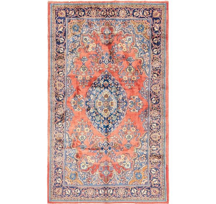 6' 10 x 11' 9 Shahrbaft Persian Rug