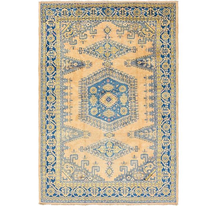8' x 11' 8 Viss Persian Rug