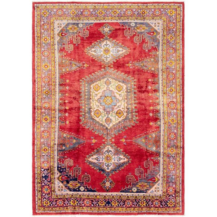 7' x 10' 4 Viss Persian Rug