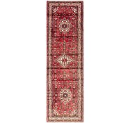 Link to 110cm x 427cm Hossainabad Persian Runner Rug