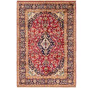 Link to 200cm x 297cm Kashan Persian Rug