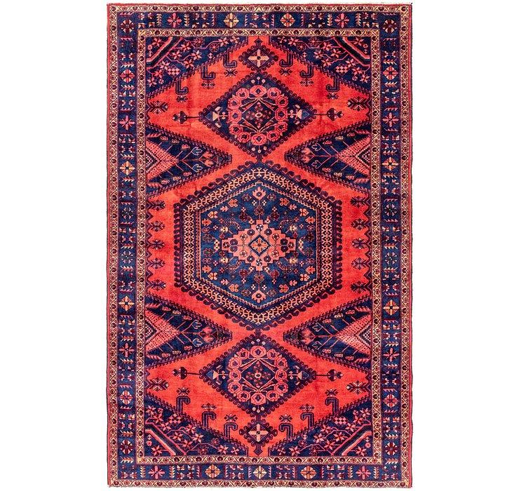 7' 3 x 11' 8 Viss Persian Rug