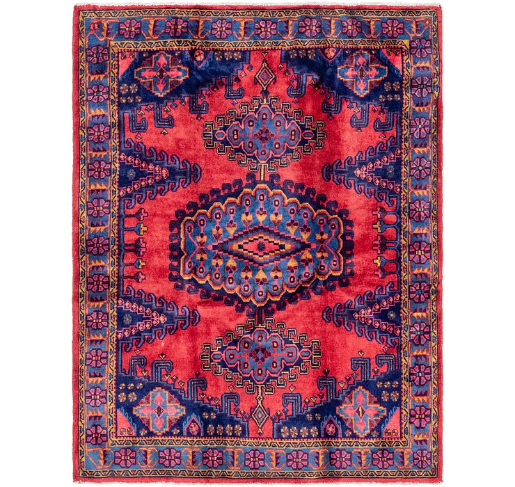 165cm x 213cm Viss Persian Rug