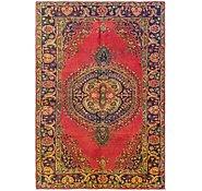 Link to 6' 7 x 9' 6 Tabriz Persian Rug