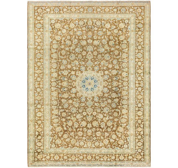 9' x 12' 3 Isfahan Persian Rug